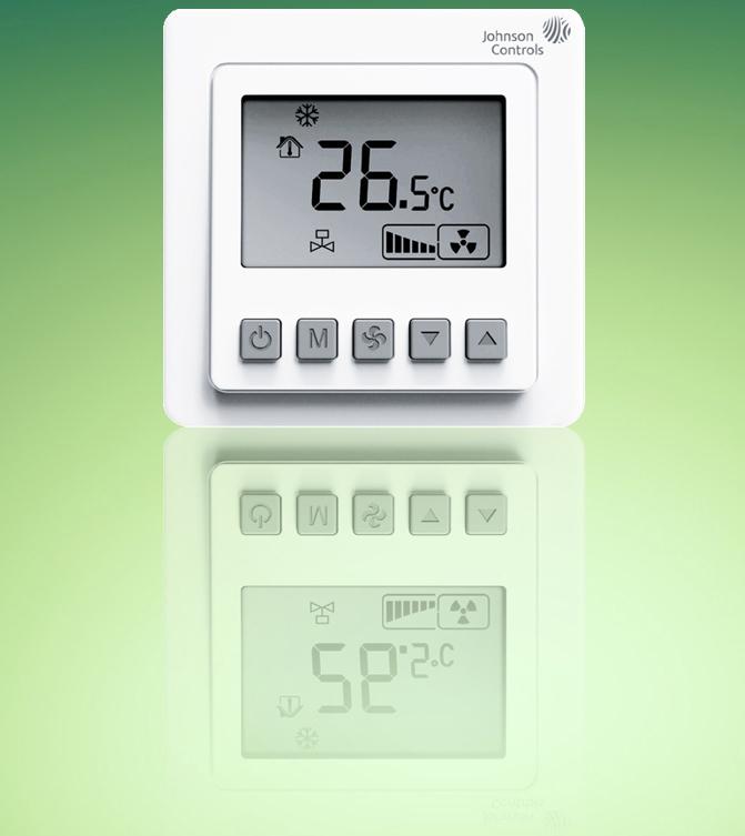 中央空调温控器限温设定,节能又舒适!