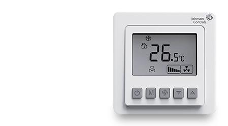 江森液晶温控器T5200