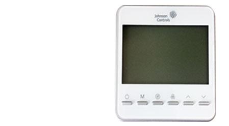 江森液晶温控器T7600