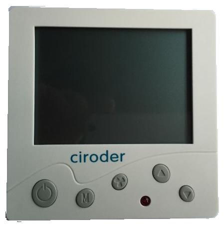 CRD655温控器
